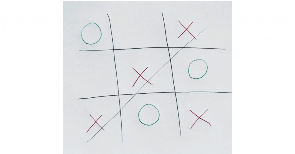 tris gioco strategia