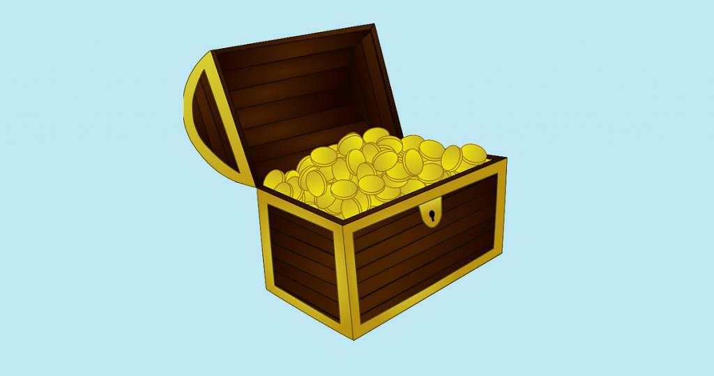 gioco caccia al tesoro