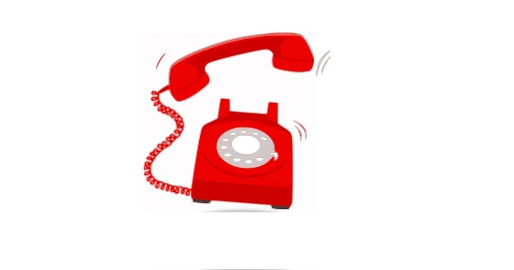 il telefono senza fili