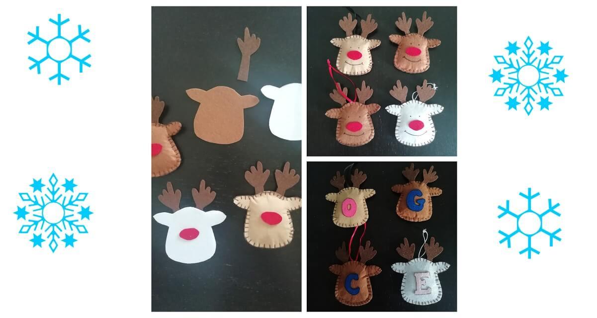 lavoretto di Natale per bambini