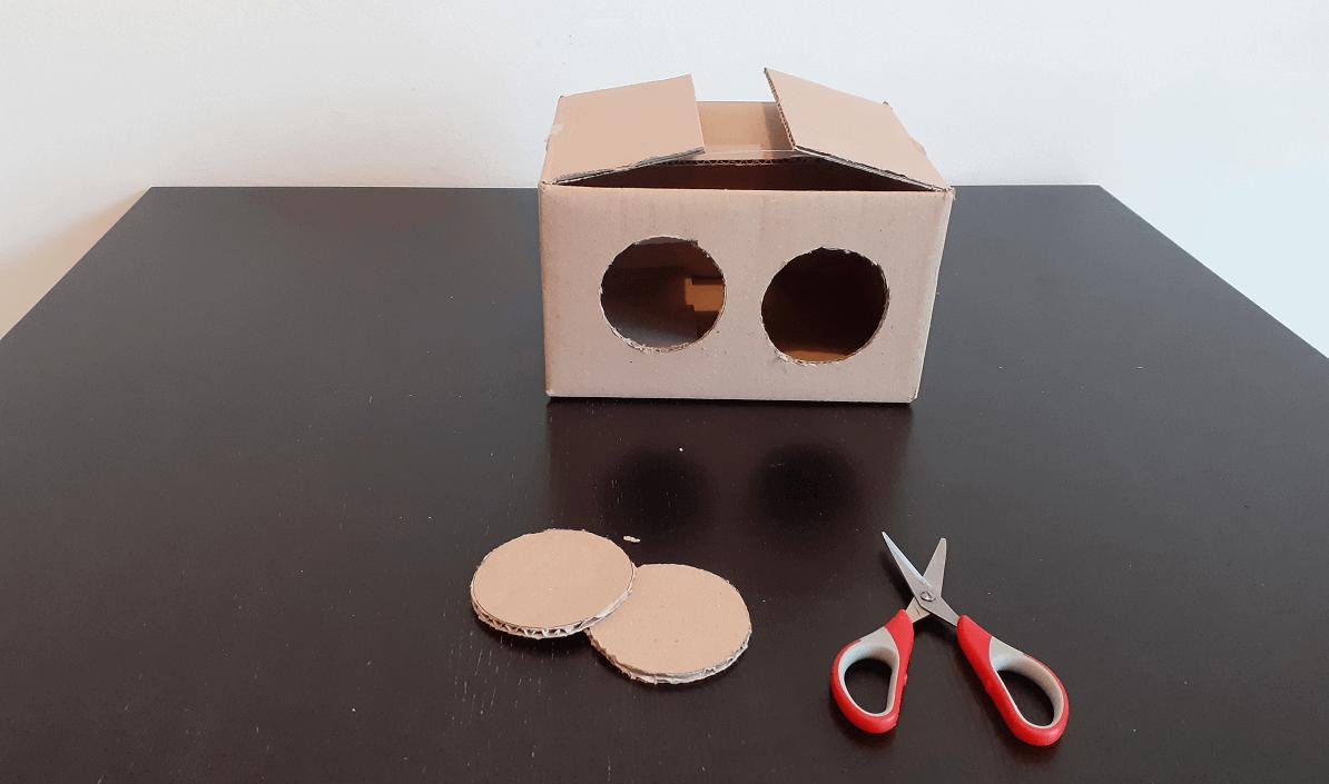 scatola dei misteri